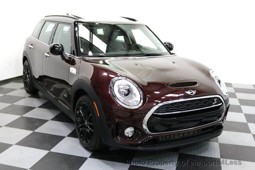 2017 MINI Cooper S Clubman CERTIFIED CLUBMAN S ALL4 AWD LEATHER CAMERA NAVI - 17736547 - 53