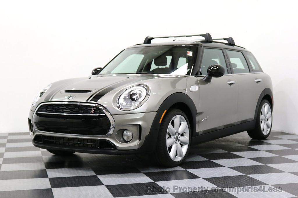 2017 MINI Cooper S Clubman CERTIFIED CLUBMAN S ALL4 AWD SPORT LEATHER PANO LED - 17932971 - 13
