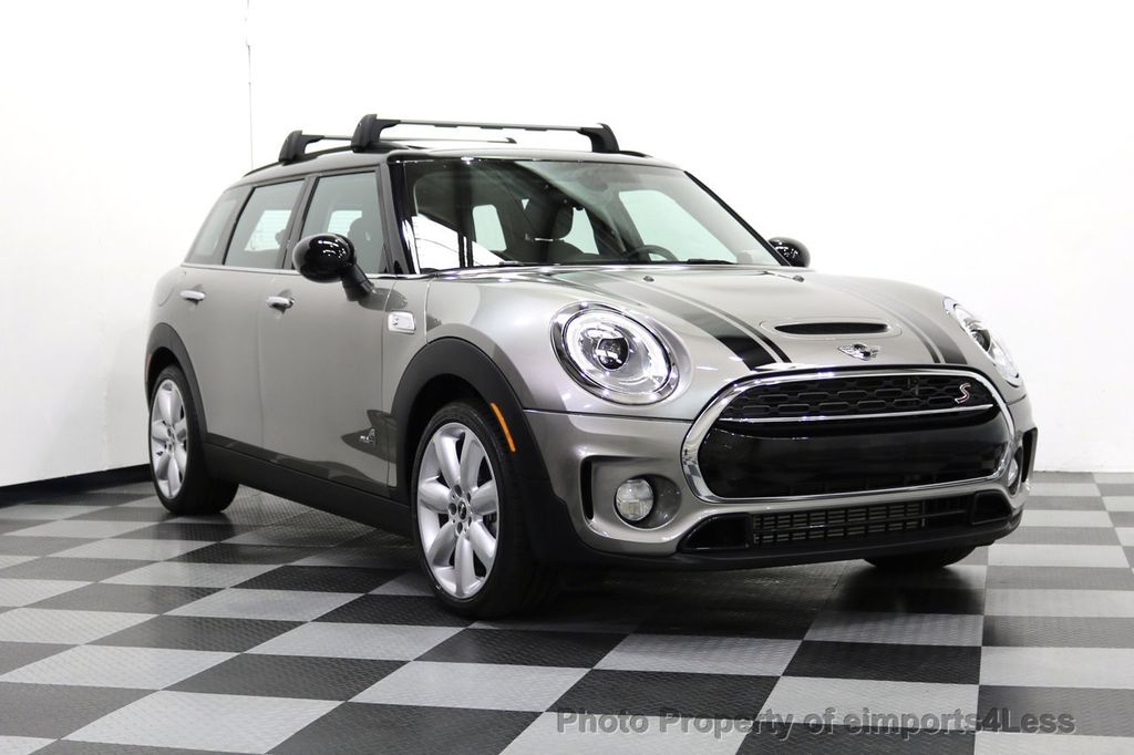 2017 MINI Cooper S Clubman CERTIFIED CLUBMAN S ALL4 AWD SPORT LEATHER PANO LED - 17932971 - 14