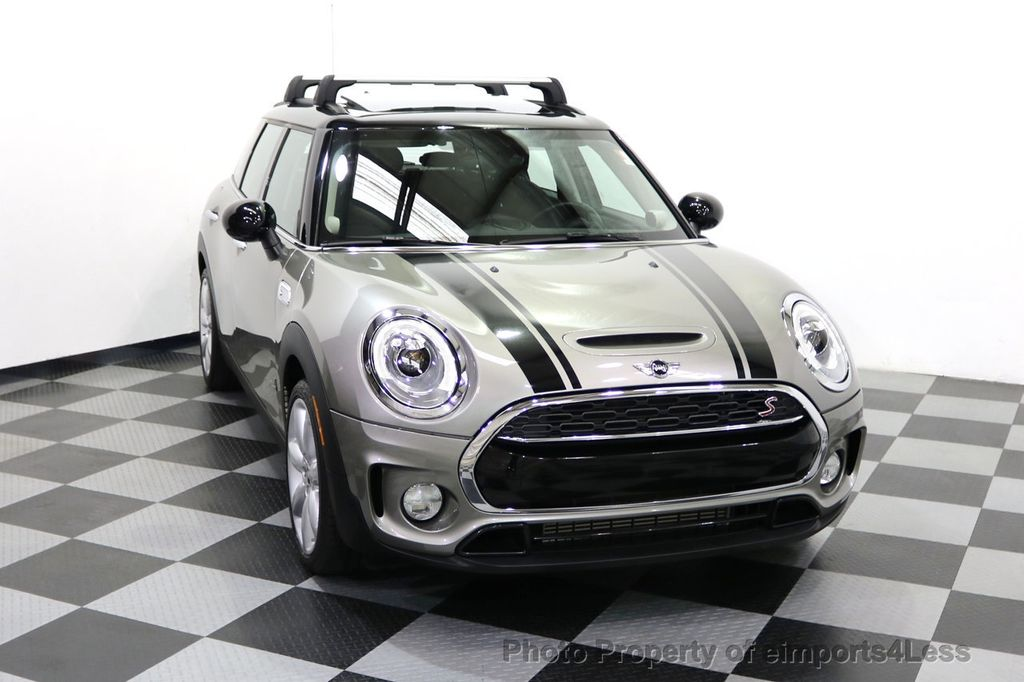 2017 MINI Cooper S Clubman CERTIFIED CLUBMAN S ALL4 AWD SPORT LEATHER PANO LED - 17932971 - 1