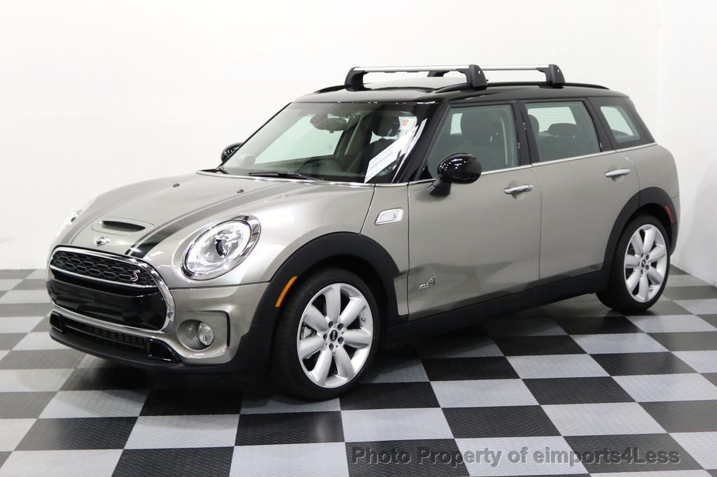 2017 MINI Cooper S Clubman CERTIFIED CLUBMAN S ALL4 AWD SPORT LEATHER PANO LED - 17932971 - 27