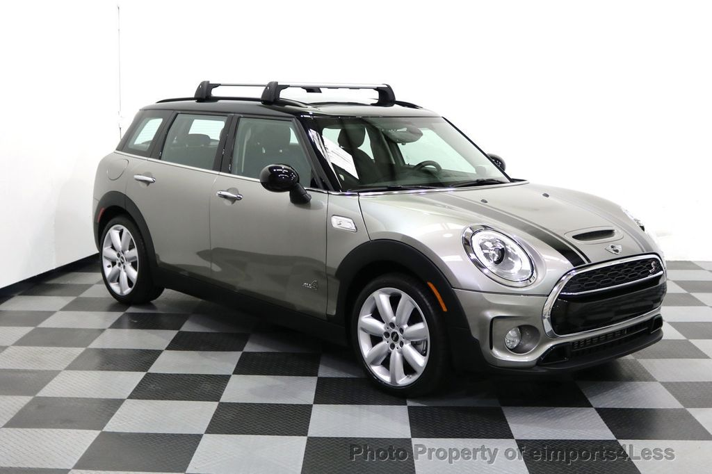 2017 MINI Cooper S Clubman CERTIFIED CLUBMAN S ALL4 AWD SPORT LEATHER PANO LED - 17932971 - 28