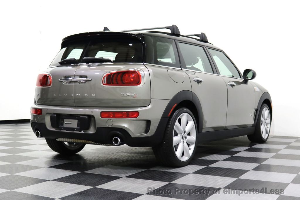 2017 MINI Cooper S Clubman CERTIFIED CLUBMAN S ALL4 AWD SPORT LEATHER PANO LED - 17932971 - 3