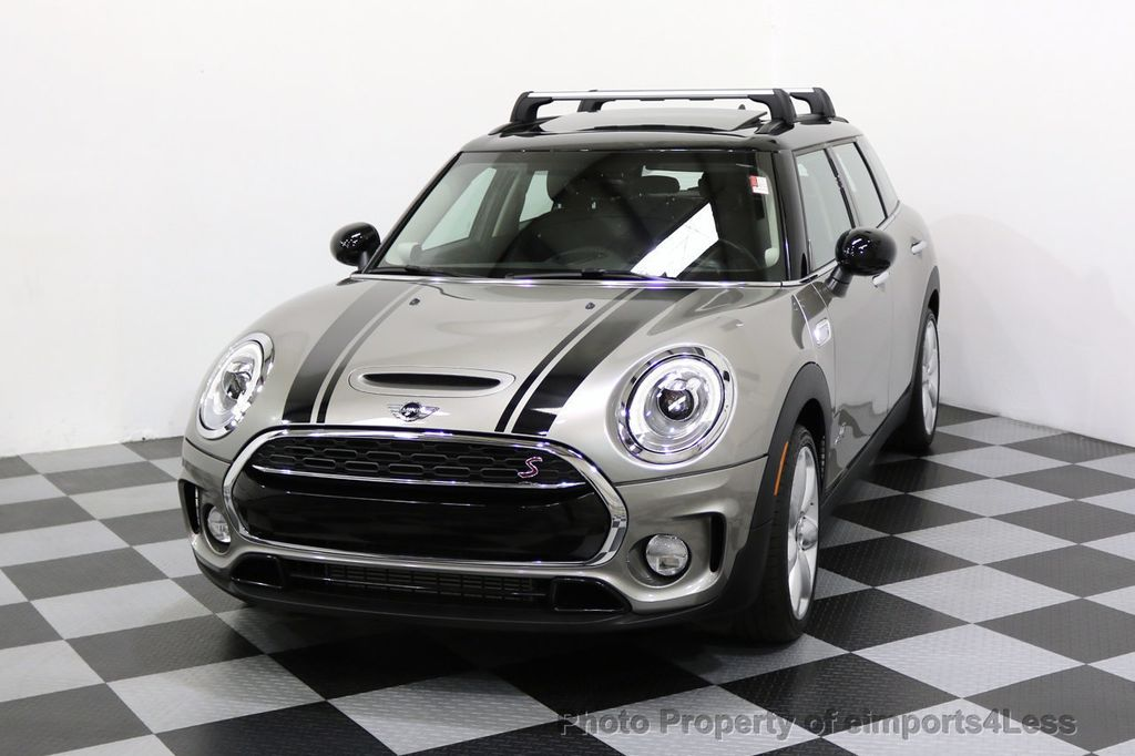 2017 MINI Cooper S Clubman CERTIFIED CLUBMAN S ALL4 AWD SPORT LEATHER PANO LED - 17932971 - 42