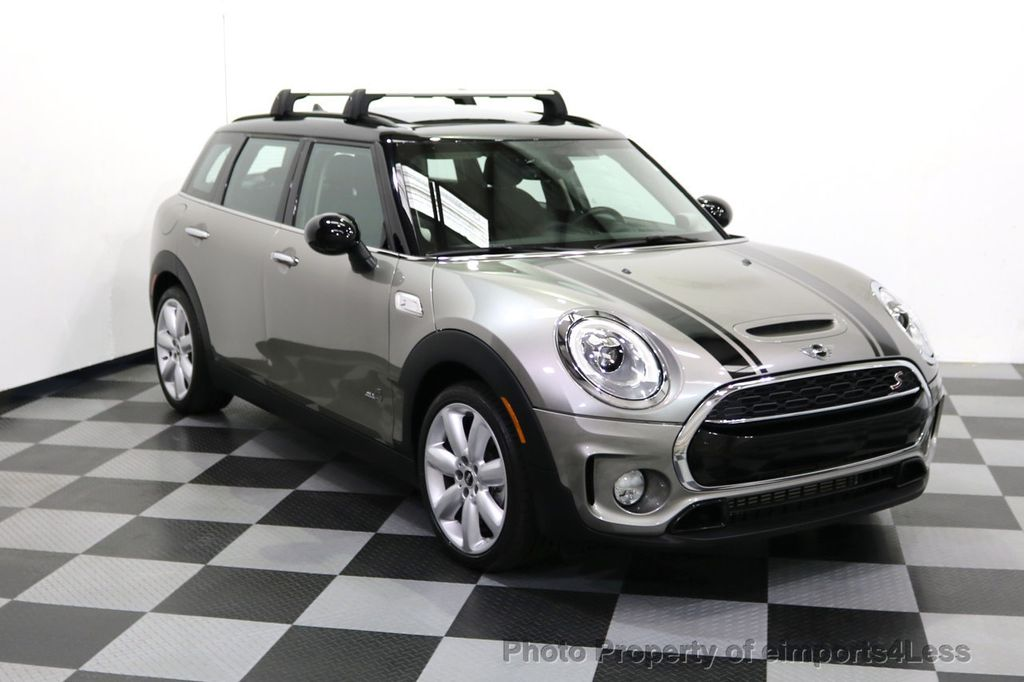 2017 MINI Cooper S Clubman CERTIFIED CLUBMAN S ALL4 AWD SPORT LEATHER PANO LED - 17932971 - 43