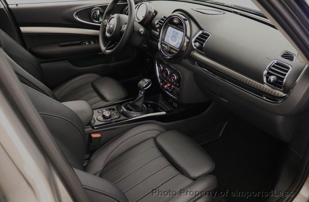 2017 MINI Cooper S Clubman CERTIFIED CLUBMAN S ALL4 AWD SPORT LEATHER PANO LED - 17932971 - 47