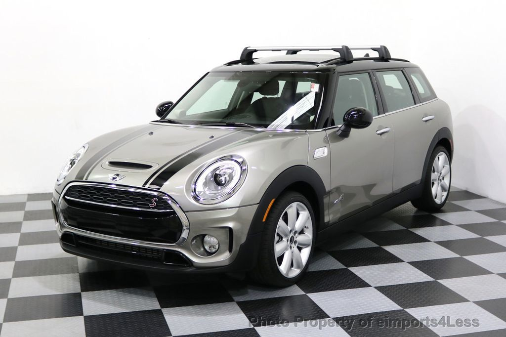 2017 MINI Cooper S Clubman CERTIFIED CLUBMAN S ALL4 AWD SPORT LEATHER PANO LED - 17932971 - 53