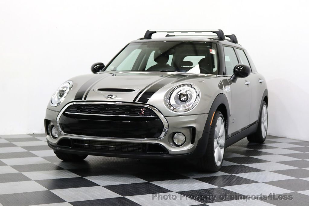 2017 MINI Cooper S Clubman CERTIFIED CLUBMAN S ALL4 AWD SPORT LEATHER PANO LED - 17932971 - 54