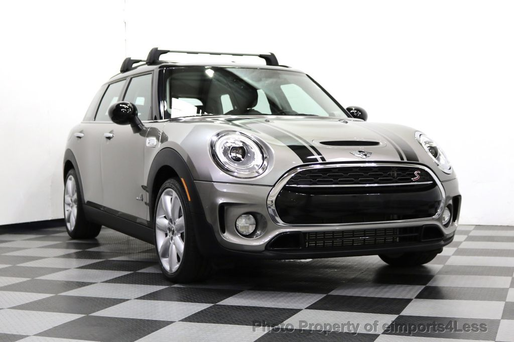 2017 MINI Cooper S Clubman CERTIFIED CLUBMAN S ALL4 AWD SPORT LEATHER PANO LED - 17932971 - 57