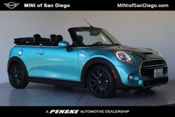 2017 MINI Cooper S Convertible - WMWWG9C57H3A92705