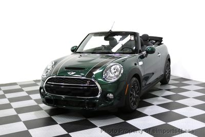 2017 MINI Cooper S Convertible - WMWWG9C39H3C81032