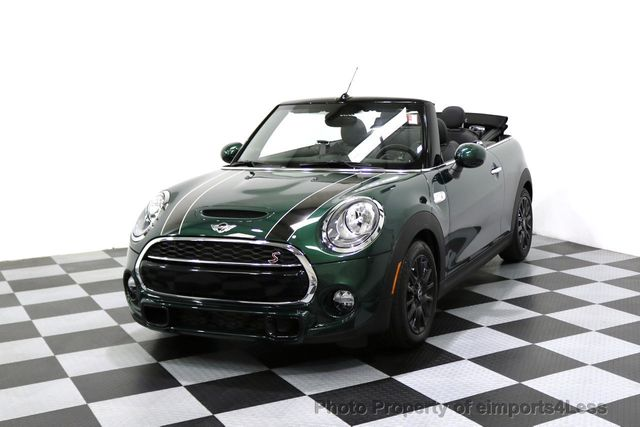 2017 Used Mini Cooper S Convertible Certified Cooper S Cabriolet