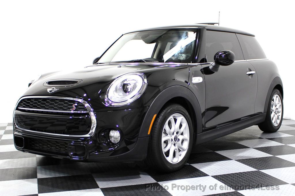 2017 used mini cooper s hardtop 2 door certified cooper s. Black Bedroom Furniture Sets. Home Design Ideas