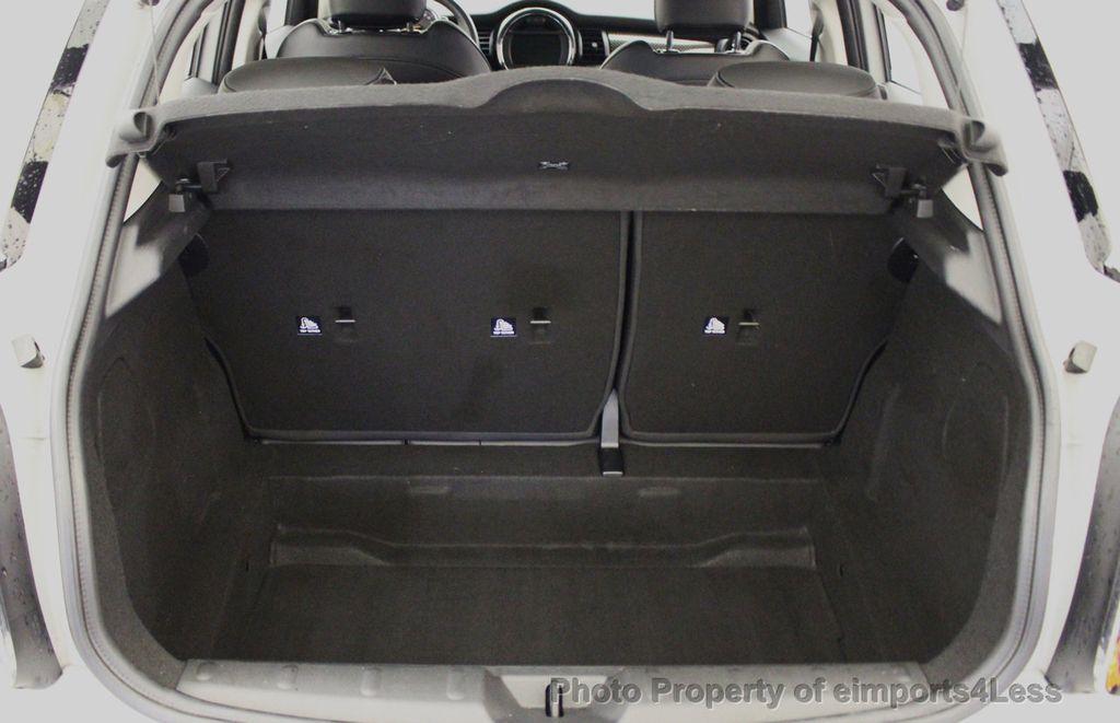 2017 MINI Cooper S Hardtop 4 Door CERTIFIED COOPER S 4 DOOR  - 18051519 - 21