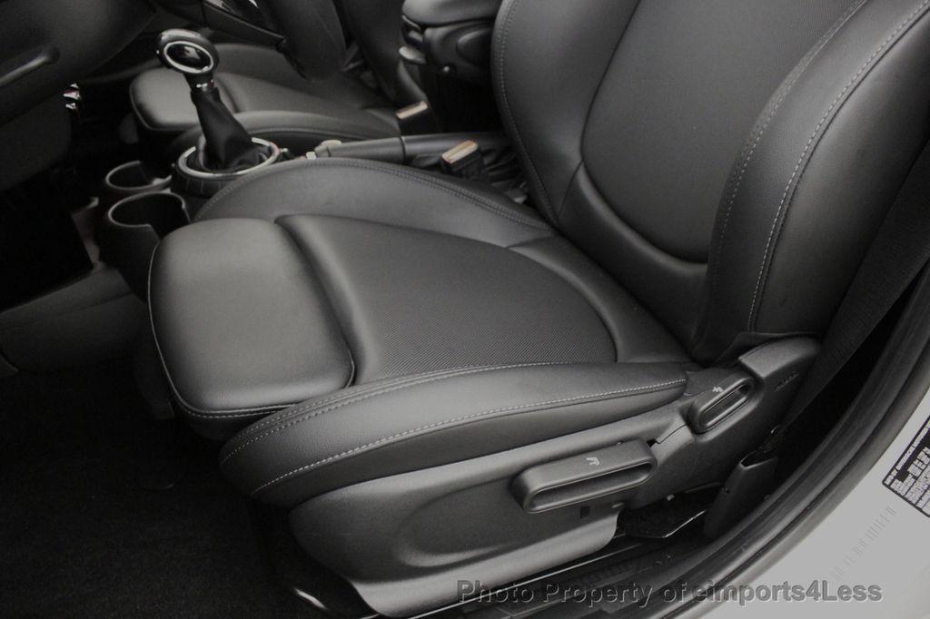 2017 MINI Cooper S Hardtop 4 Door CERTIFIED COOPER S 4 DOOR  - 18051519 - 22