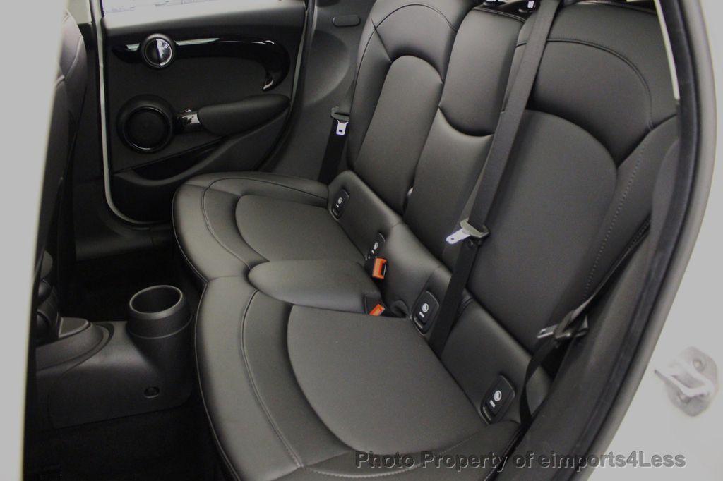 2017 MINI Cooper S Hardtop 4 Door CERTIFIED COOPER S 4 DOOR  - 18051519 - 35