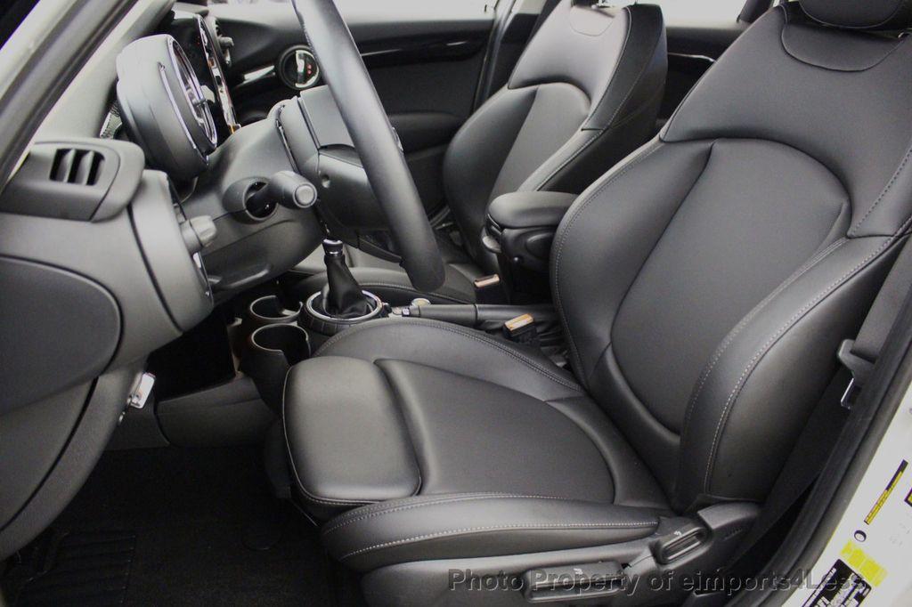 2017 MINI Cooper S Hardtop 4 Door CERTIFIED COOPER S 4 DOOR  - 18051519 - 37