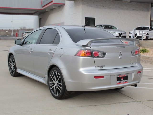 2017 Mitsubishi Lancer SEL 2.4 AWC CVT - Click to see full-size photo viewer