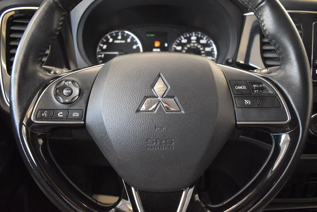 2017 Mitsubishi Outlander ES FWD - 18242320 - 17