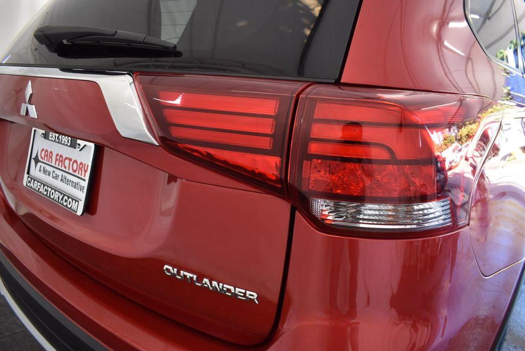 2017 Mitsubishi Outlander ES FWD - 18242320 - 1
