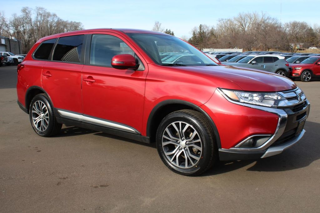 Used Mitsubishi Outlander Maplewood Mn