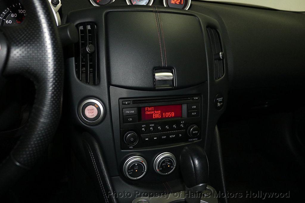 2017 Nissan 370Z Coupe Sport Automatic - 18090678 - 13