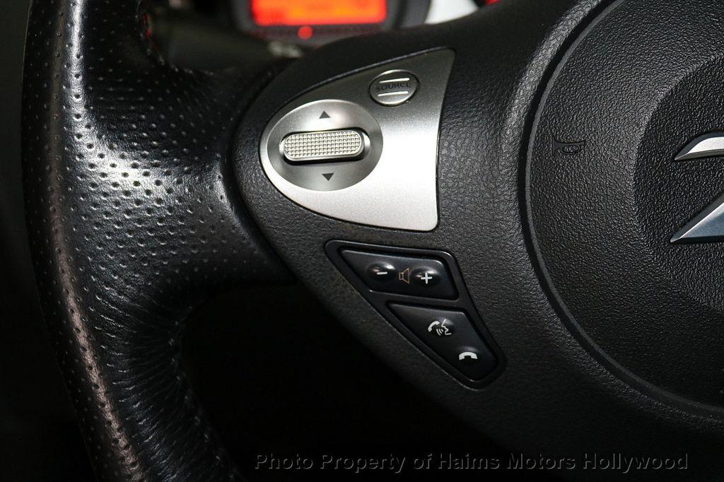 2017 Nissan 370Z Coupe Sport Automatic - 18090678 - 17