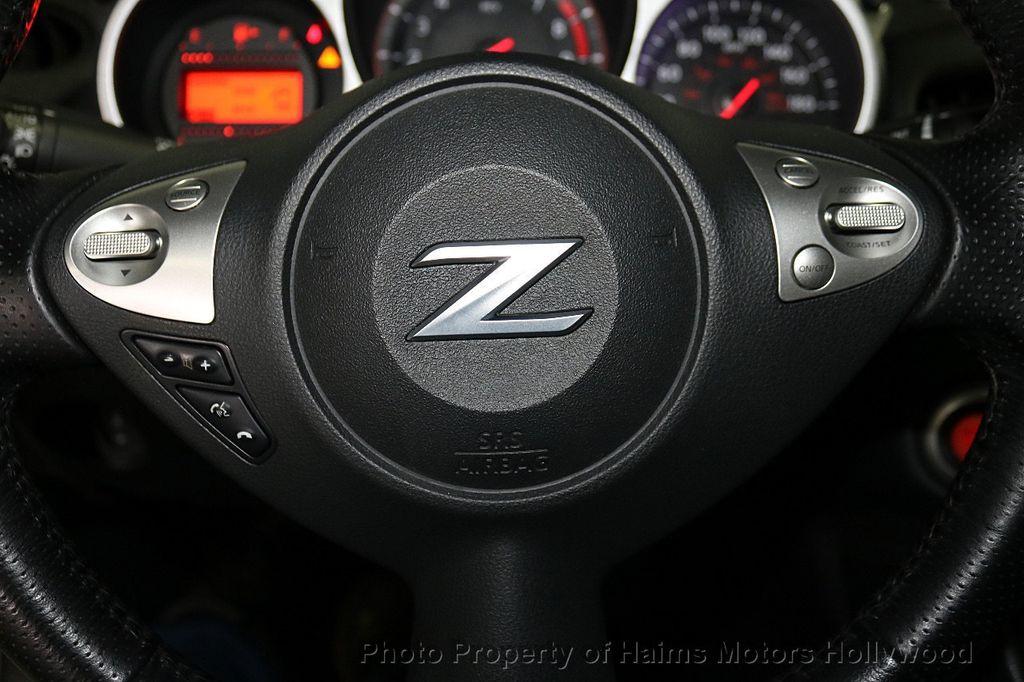 2017 Nissan 370Z Coupe Sport Automatic - 18090678 - 19