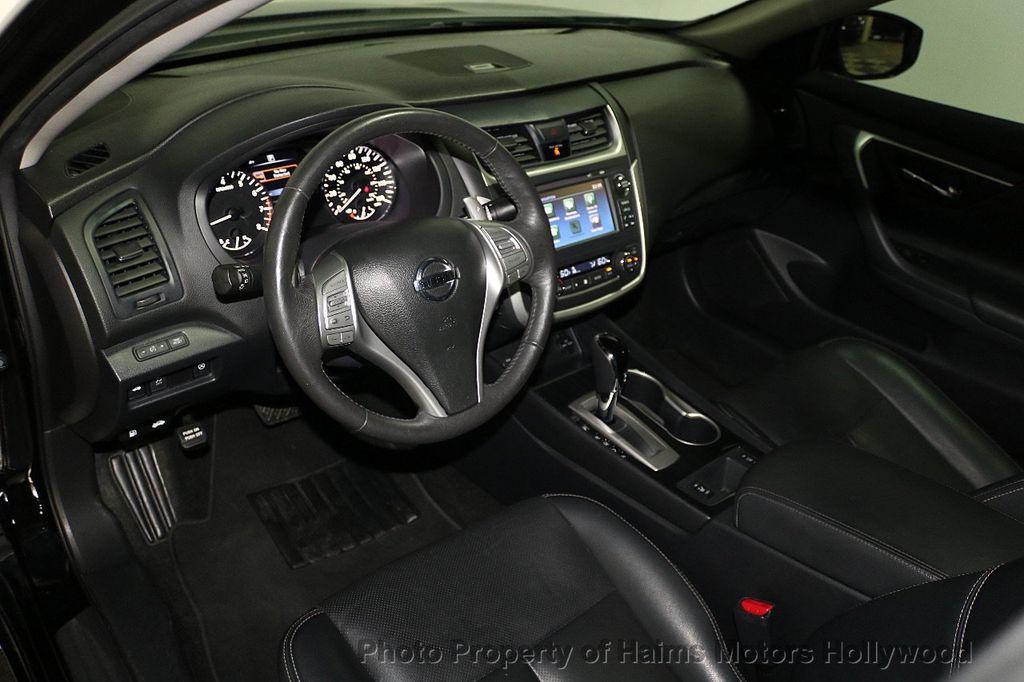 2017 Nissan Altima 2017.5 3.5 SL Sedan - 18504854 - 17