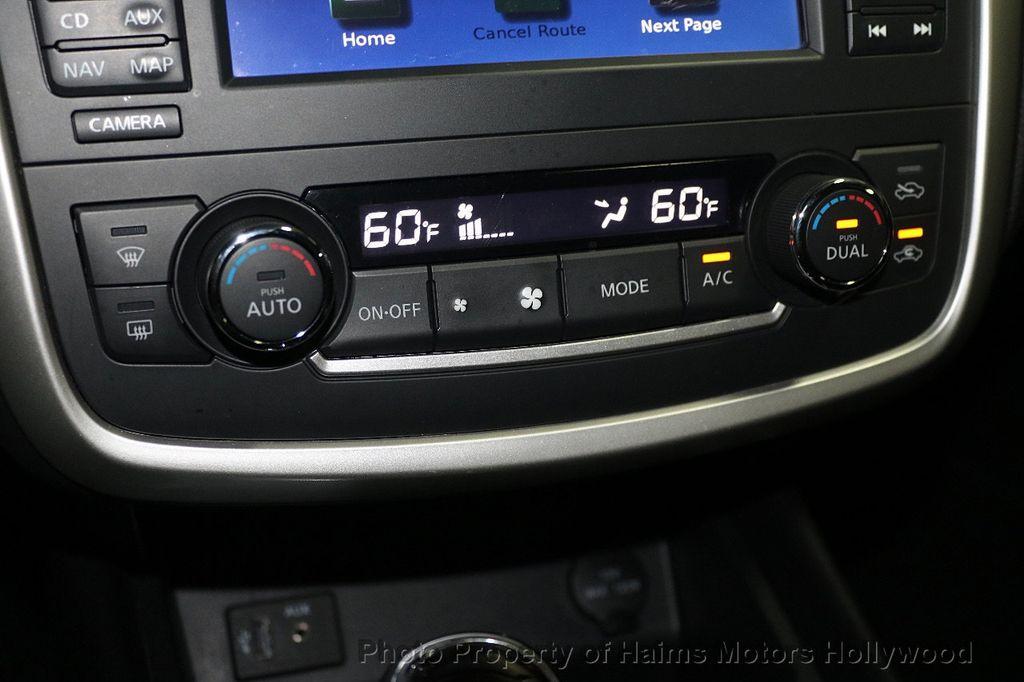2017 Nissan Altima 2017.5 3.5 SL Sedan - 18504854 - 22
