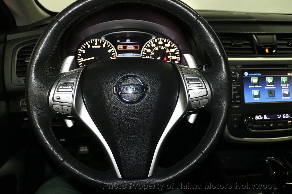 2017 Nissan Altima 2017.5 3.5 SL Sedan - 18504854 - 28