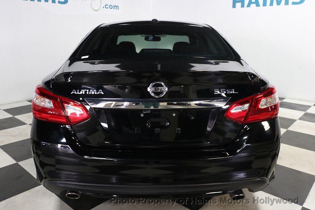 2017 Nissan Altima 2017.5 3.5 SL Sedan - 18504854 - 5