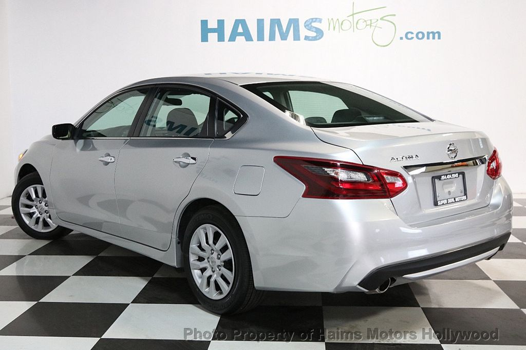 2017 used nissan altima 2 5 at haims motors serving fort lauderdale hollywood miami fl iid. Black Bedroom Furniture Sets. Home Design Ideas