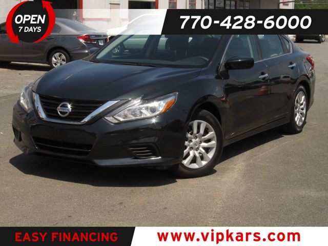 2017 Used Nissan Altima 2 5 S at VIP Kars Serving Marietta and Atlanta, GA,  IID 18912552