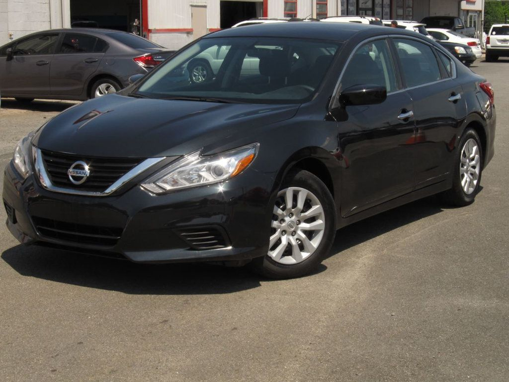 nissan altima does