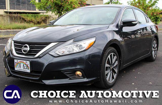 2017 Nissan Altima 2.5 Sl >> 2017 Nissan Altima 2 5 Sl Sedan For Sale Honolulu Hi 14 499 Motorcar Com