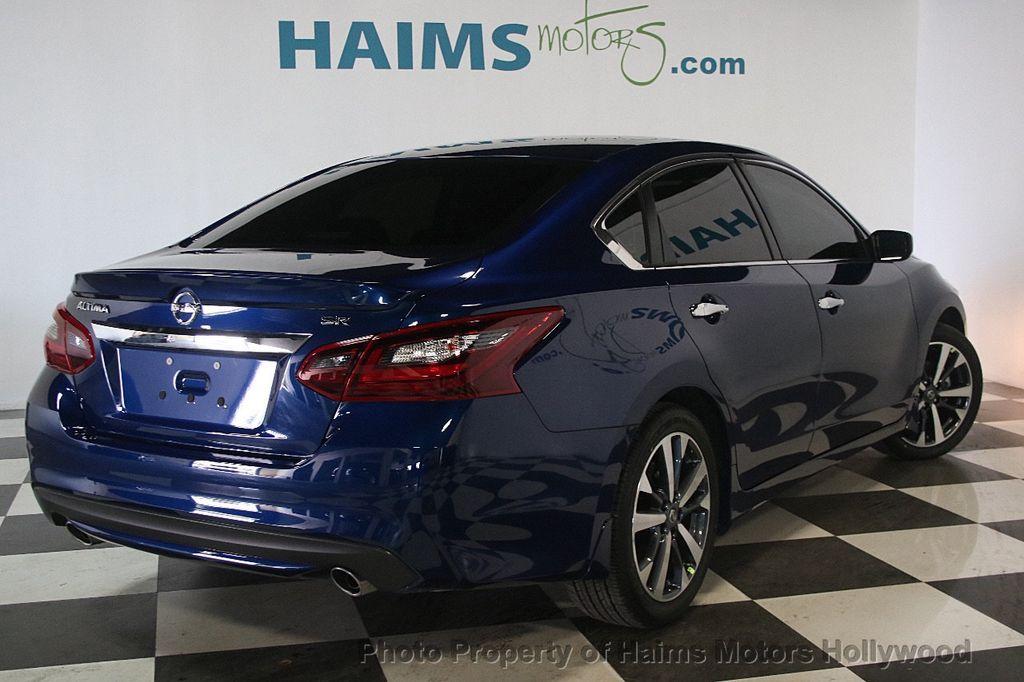 2017 Used Nissan Altima 2.5 SR at Haims Motors Serving ...