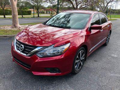 2017 Nissan Altima 2.5 SR Sedan