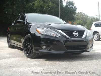 2017 Nissan Altima MIDNIGHT EDITION - Click to see full-size photo viewer