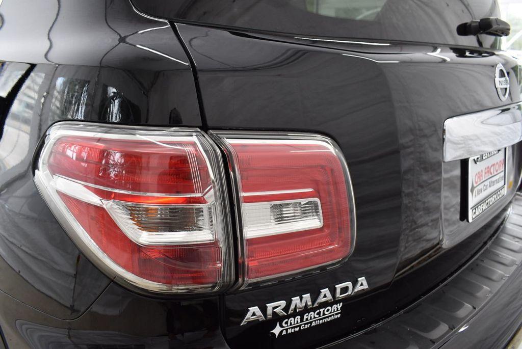 2017 Nissan Armada 4x2 SL - 18439613 - 4