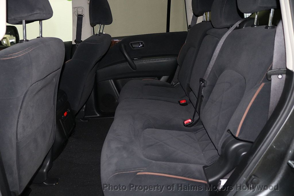 2017 Nissan Armada 4x2 SV - 18271922 - 17