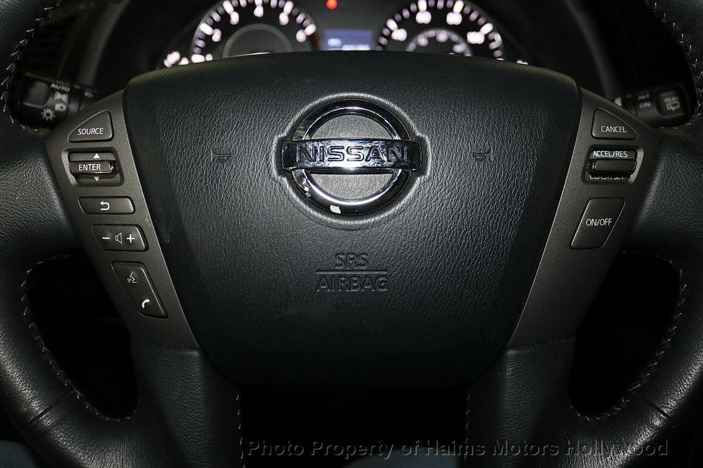 2017 Nissan Armada 4x2 SV - 18271922 - 29