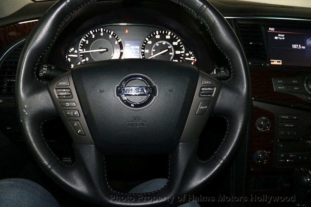 2017 Nissan Armada 4x2 SV - 18271922 - 30
