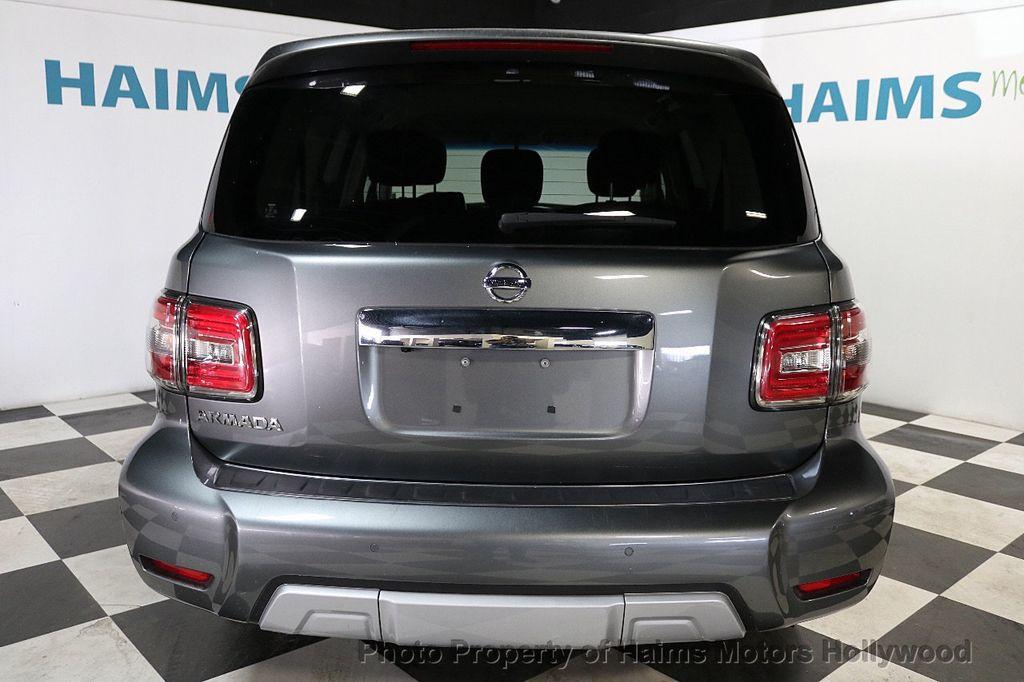 2017 Nissan Armada 4x2 SV - 18271922 - 5