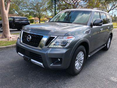 2017 Nissan Armada 4x2 SV SUV