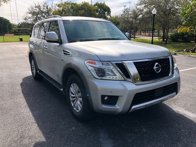 2017 Nissan Armada 4x2 SV - Click to see full-size photo viewer