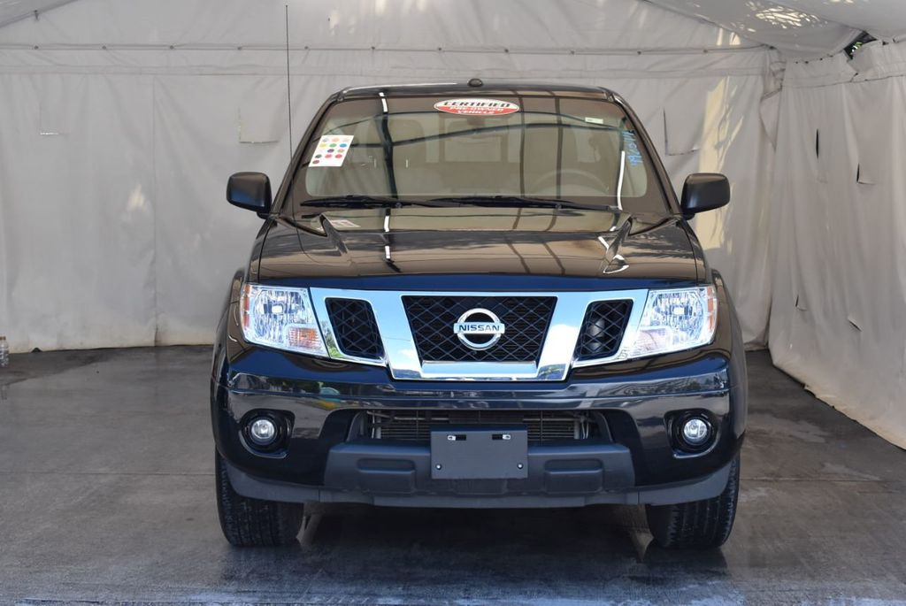2017 Nissan Frontier 2017.5 Crew Cab 4x4 SL Automatic - 18093591 - 2