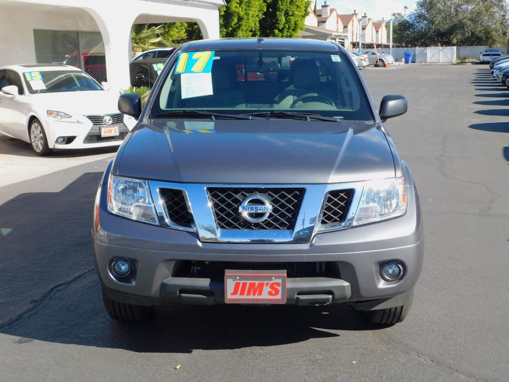 2017 Nissan Frontier Crew Cab 4x2 SV V6 Automatic - 18383092 - 1