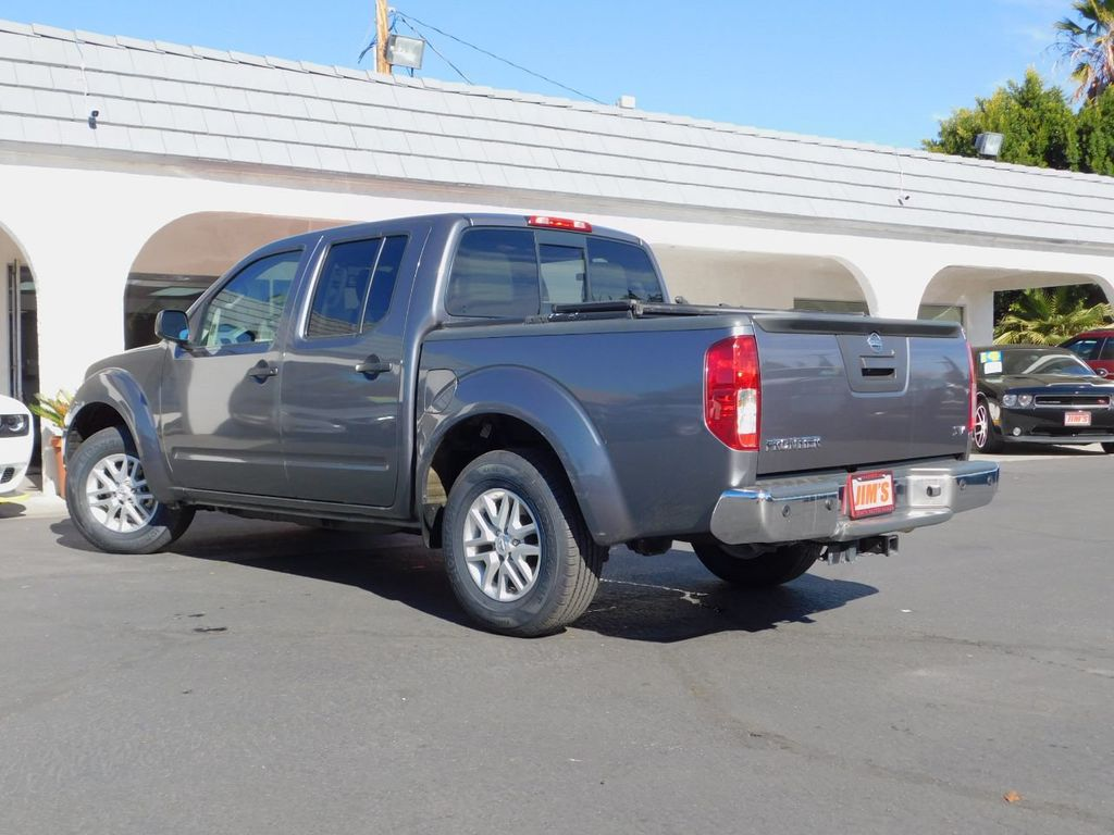 2017 Nissan Frontier Crew Cab 4x2 SV V6 Automatic - 18383092 - 3
