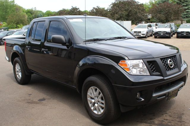 2017 Nissan Frontier ONE OWNER 4WD S CREW CAB